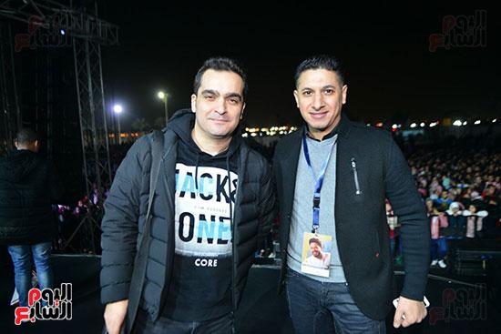 صور حفل محمد حماقي (8)