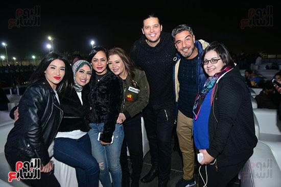 صور حفل محمد حماقي (17)