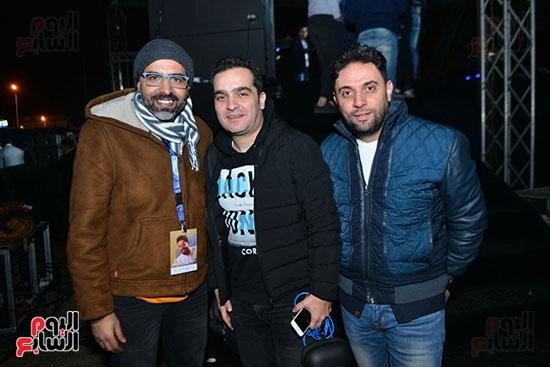 صور حفل محمد حماقي (3)