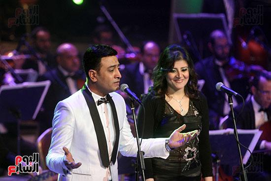صور حفل وداعا شادية على المسرح الكبير بدار الأوبرا المصرية (19)