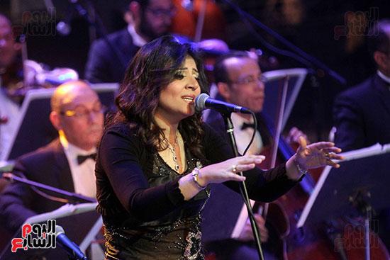صور حفل وداعا شادية على المسرح الكبير بدار الأوبرا المصرية (13)
