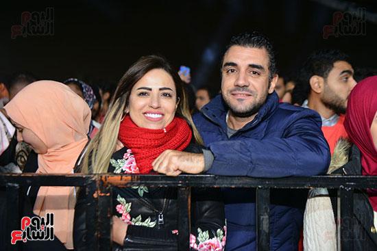صور حفل محمد حماقي (11)