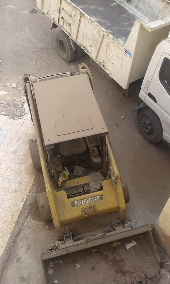 معدات المحليات بمدينة زفتى تحتاج إلى صيانة