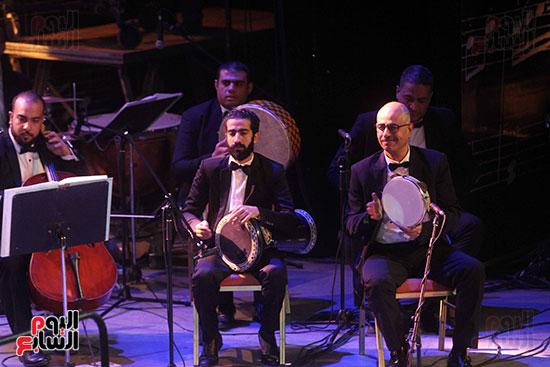صور حفل وداعا شادية على المسرح الكبير بدار الأوبرا المصرية (4)