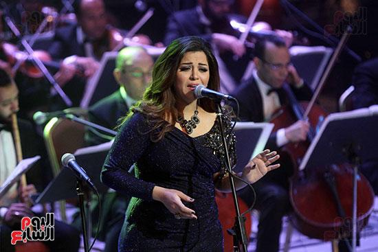 صور حفل وداعا شادية على المسرح الكبير بدار الأوبرا المصرية (16)