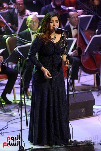 صور حفل وداعا شادية على المسرح الكبير بدار الأوبرا المصرية (17)