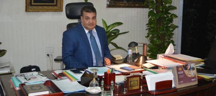 اللواء علاء الدين عبد المجيد الخبير الأمني