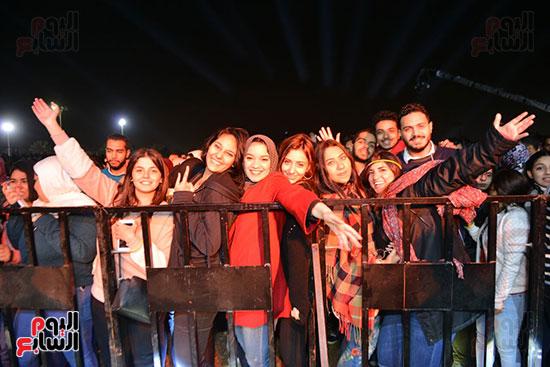 صور حفل محمد حماقي (14)