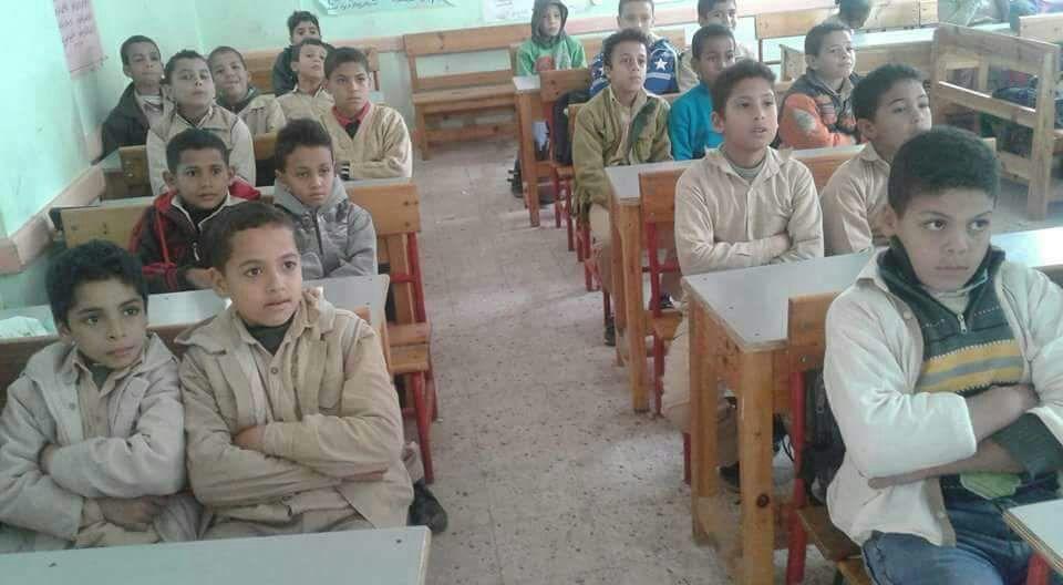 القدس عربية فى الحصة الأولى للمدارس  (4)