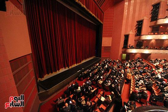 صور حفل وداعا شادية على المسرح الكبير بدار الأوبرا المصرية (1)