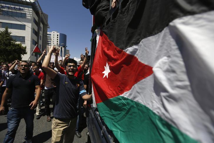 احتجاجات في فلسطين