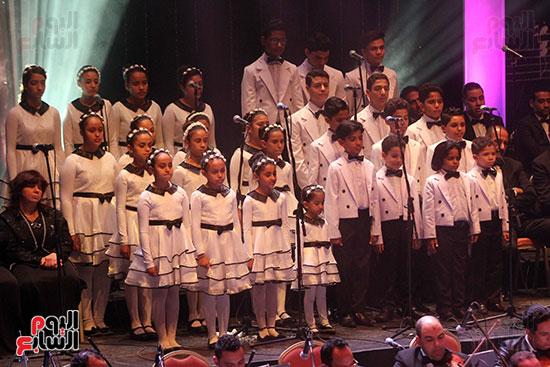 صور حفل وداعا شادية على المسرح الكبير بدار الأوبرا المصرية (9)