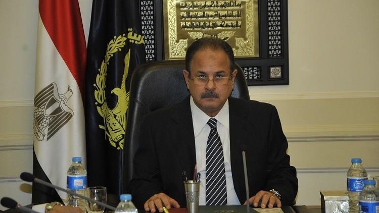 مجدى عبد الغفار وزير الداخلية