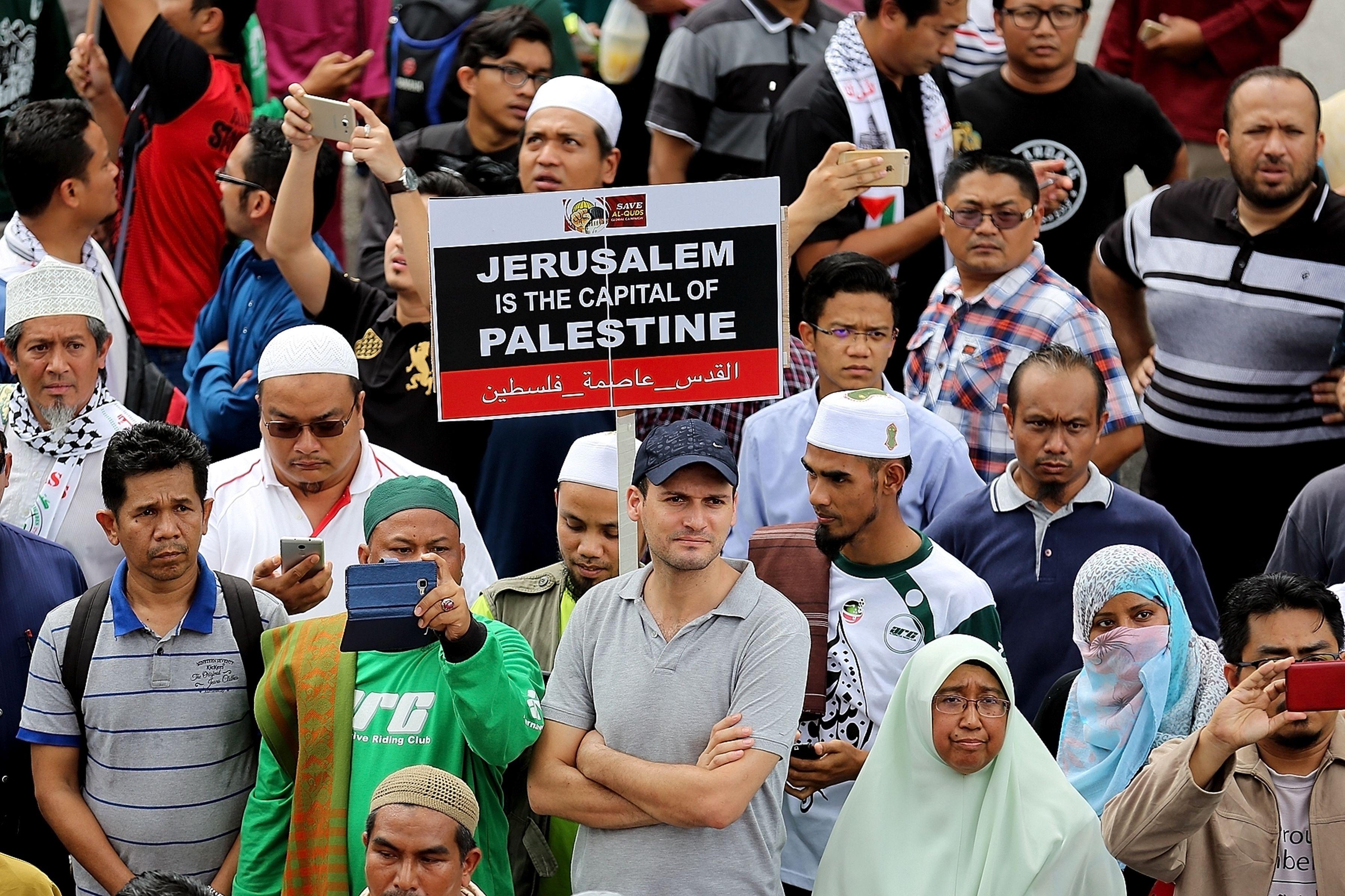 مظاهرات ماليزيا