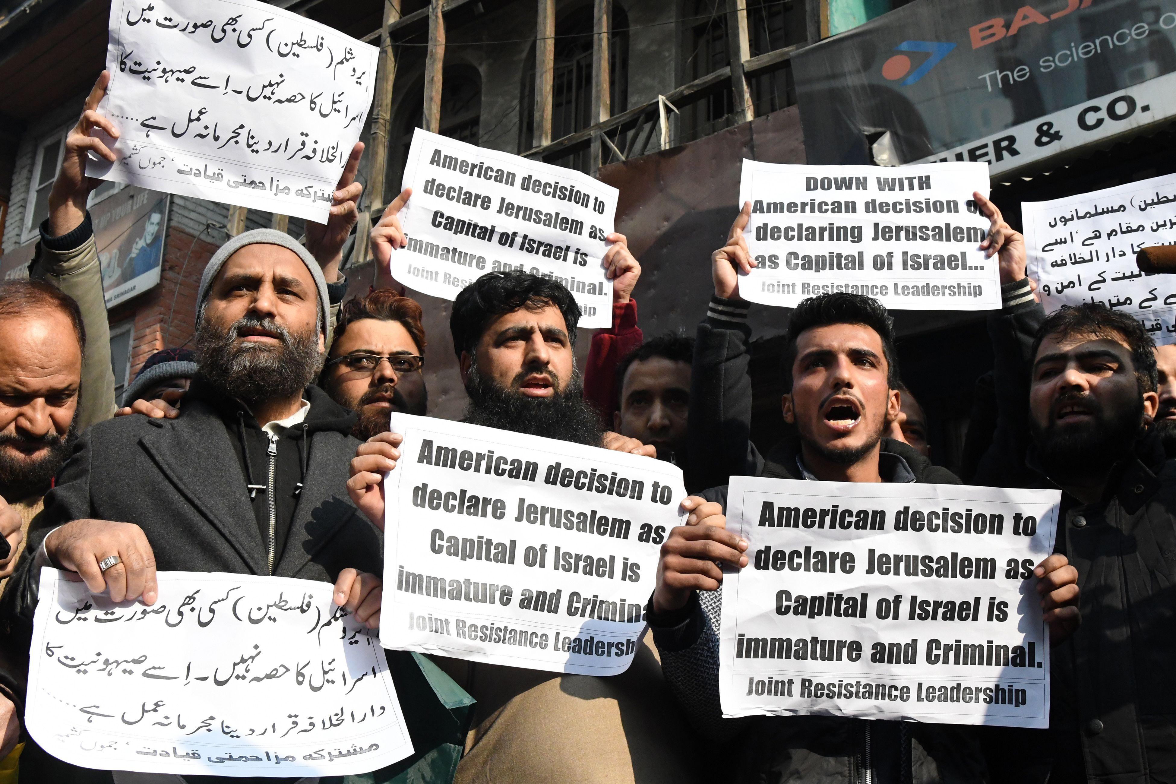 مظاهرة فى الهند
