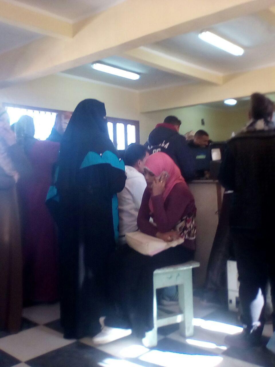 مكتب السجل المدنى بسمالوط