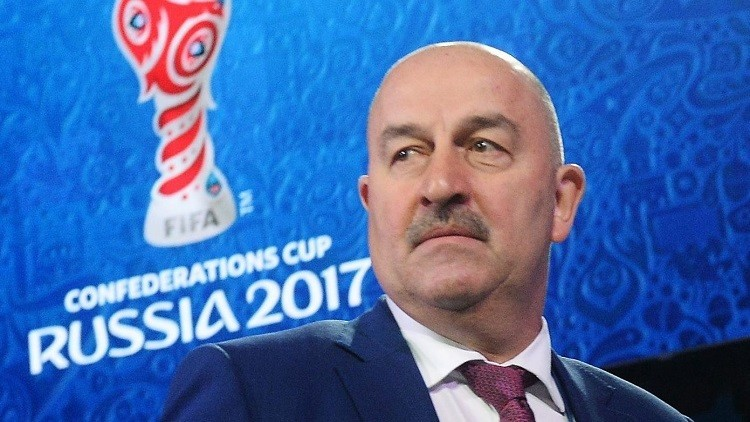 ستانيسلاف تشيرتشيسوف مدرب منتخب روسيا