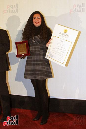 حفل توزيع جوائز الدورة الـ43 من مهرجان جمعية الفيلم السنوى (16)