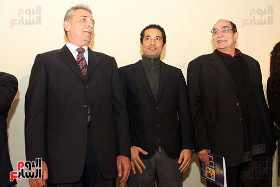 حفل توزيع جوائز الدورة الـ43 من مهرجان جمعية الفيلم السنوى (27)