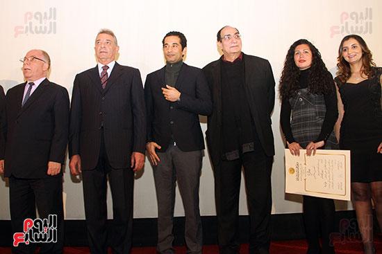 حفل توزيع جوائز الدورة الـ43 من مهرجان جمعية الفيلم السنوى (28)