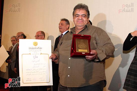 حفل توزيع جوائز الدورة الـ43 من مهرجان جمعية الفيلم السنوى (17)