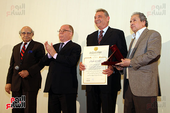 حفل توزيع جوائز الدورة الـ43 من مهرجان جمعية الفيلم السنوى (11)