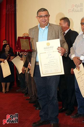 حفل توزيع جوائز الدورة الـ43 من مهرجان جمعية الفيلم السنوى (23)