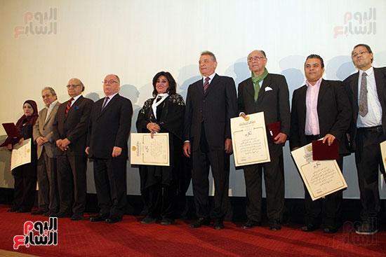 حفل توزيع جوائز الدورة الـ43 من مهرجان جمعية الفيلم السنوى (15)