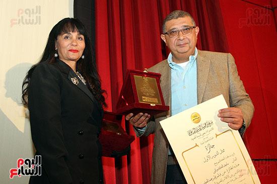 حفل توزيع جوائز الدورة الـ43 من مهرجان جمعية الفيلم السنوى (24)