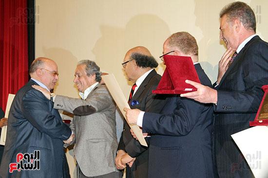 حفل توزيع جوائز الدورة الـ43 من مهرجان جمعية الفيلم السنوى (22)