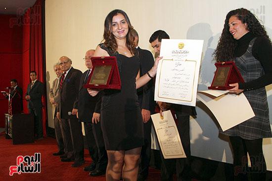 حفل توزيع جوائز الدورة الـ43 من مهرجان جمعية الفيلم السنوى (18)