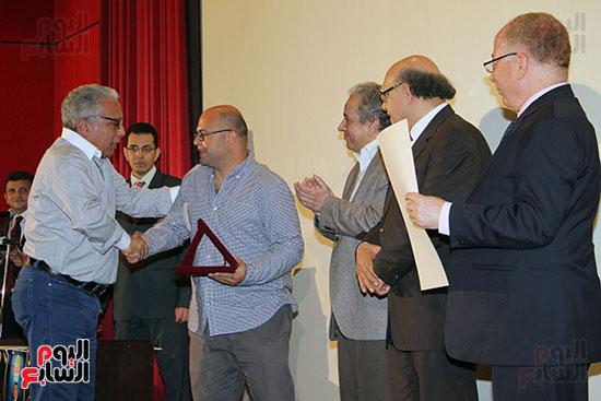 حفل توزيع جوائز الدورة الـ43 من مهرجان جمعية الفيلم السنوى (21)