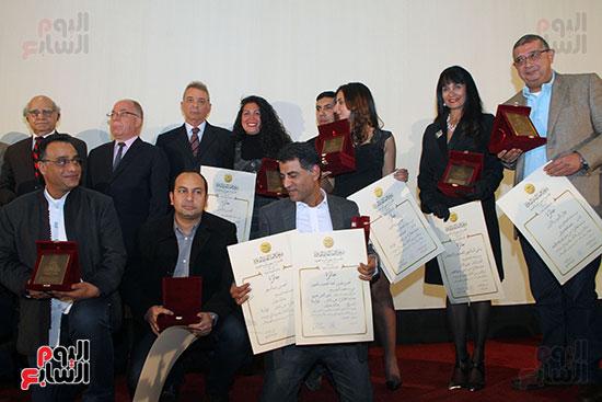 حفل توزيع جوائز الدورة الـ43 من مهرجان جمعية الفيلم السنوى (26)