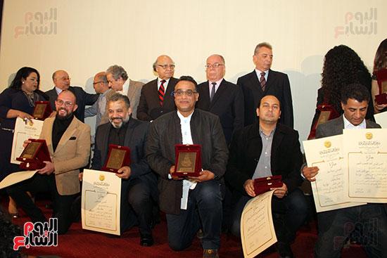 حفل توزيع جوائز الدورة الـ43 من مهرجان جمعية الفيلم السنوى (25)