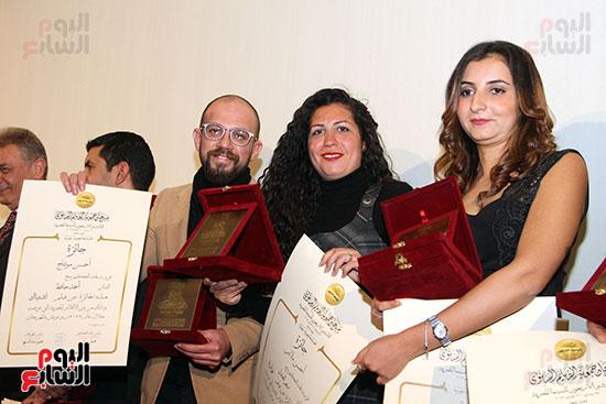 حفل توزيع جوائز الدورة الـ43 من مهرجان جمعية الفيلم السنوى (19)