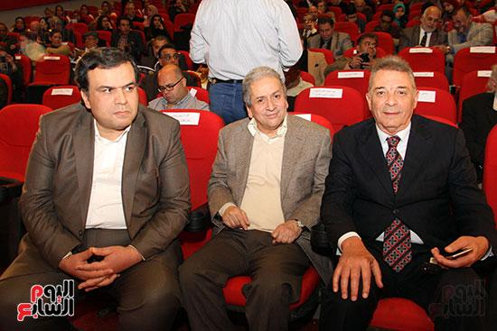 حفل توزيع جوائز الدورة الـ43 من مهرجان جمعية الفيلم السنوى (1)