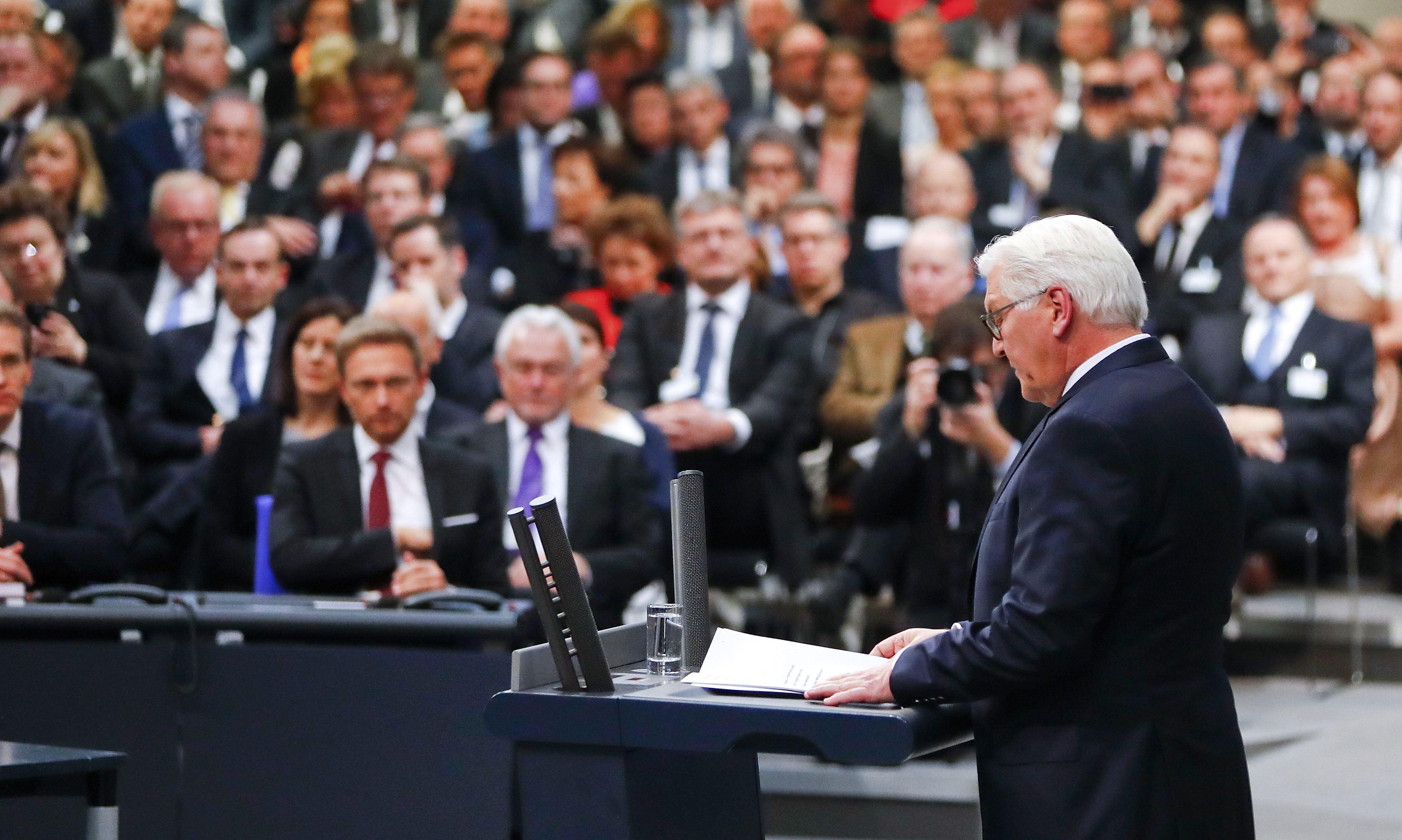 فوز  شتاينماير بالرئاسة الألمانية