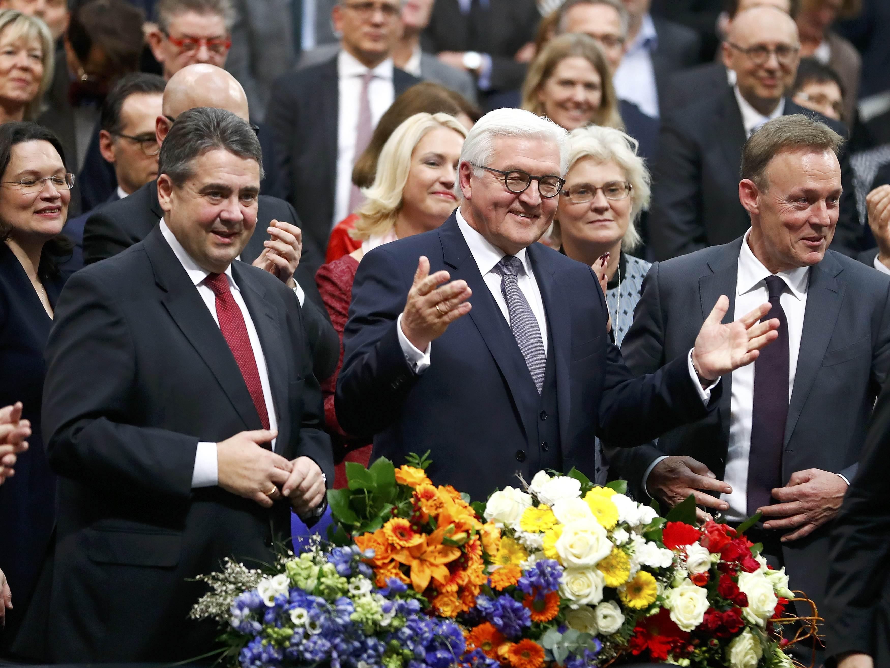 شتاينماير الرئيس الألمانى الجديد