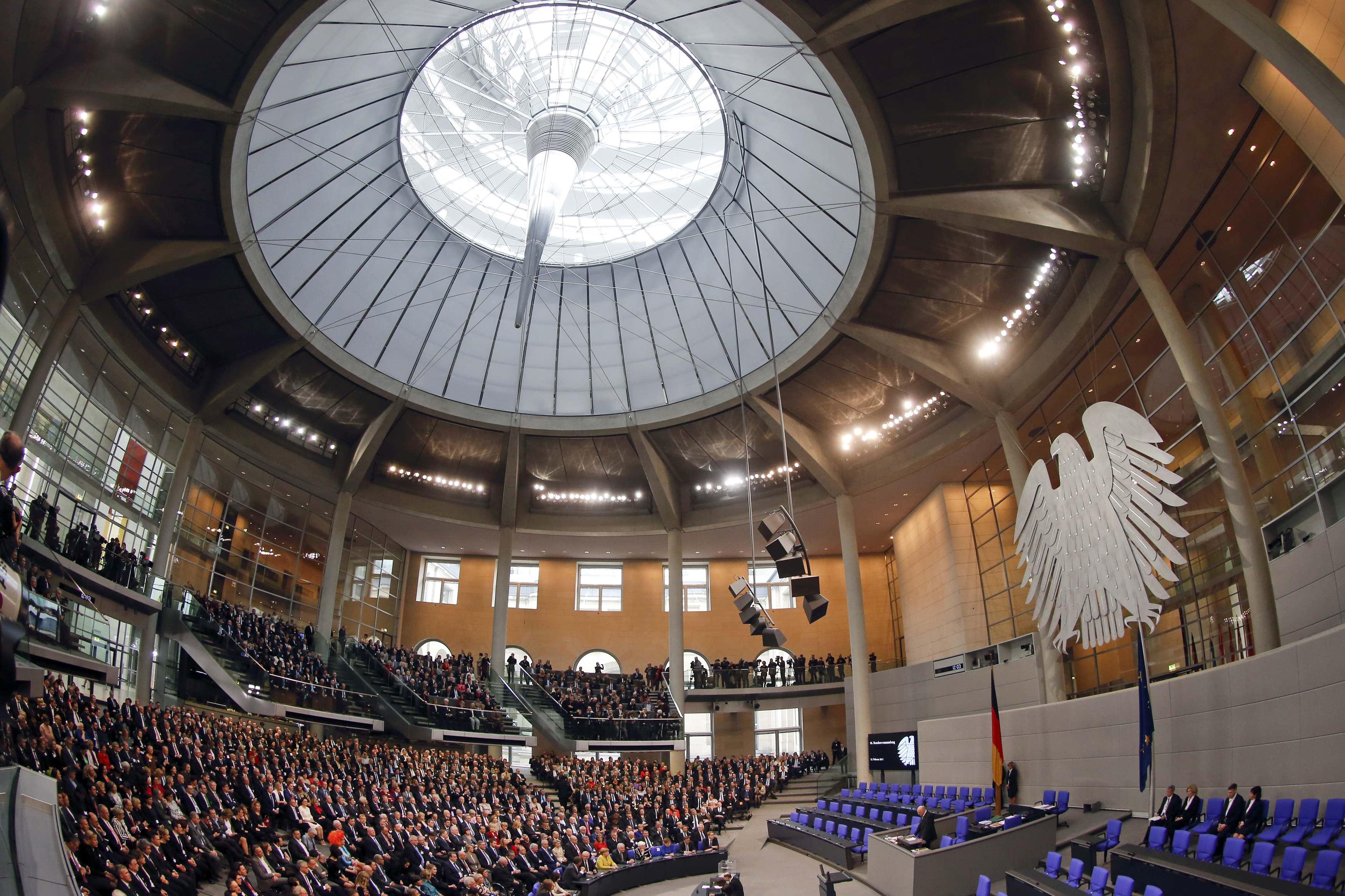 الانتخابات الرئاسية الألمانية