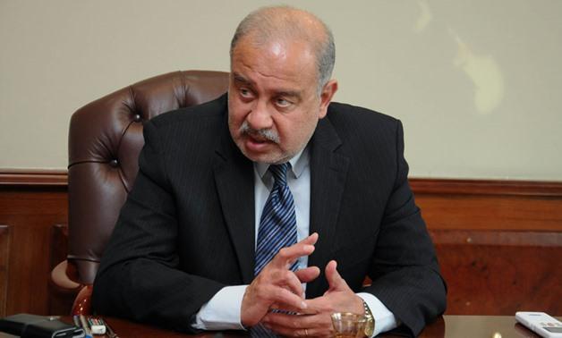 المهندس شريف إسماعيل، رئيس الوزراء
