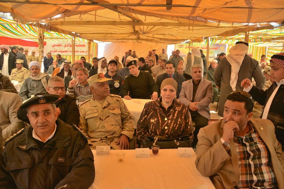حفل تكريم اسر الشهداء بجنوب سيناء  (4)