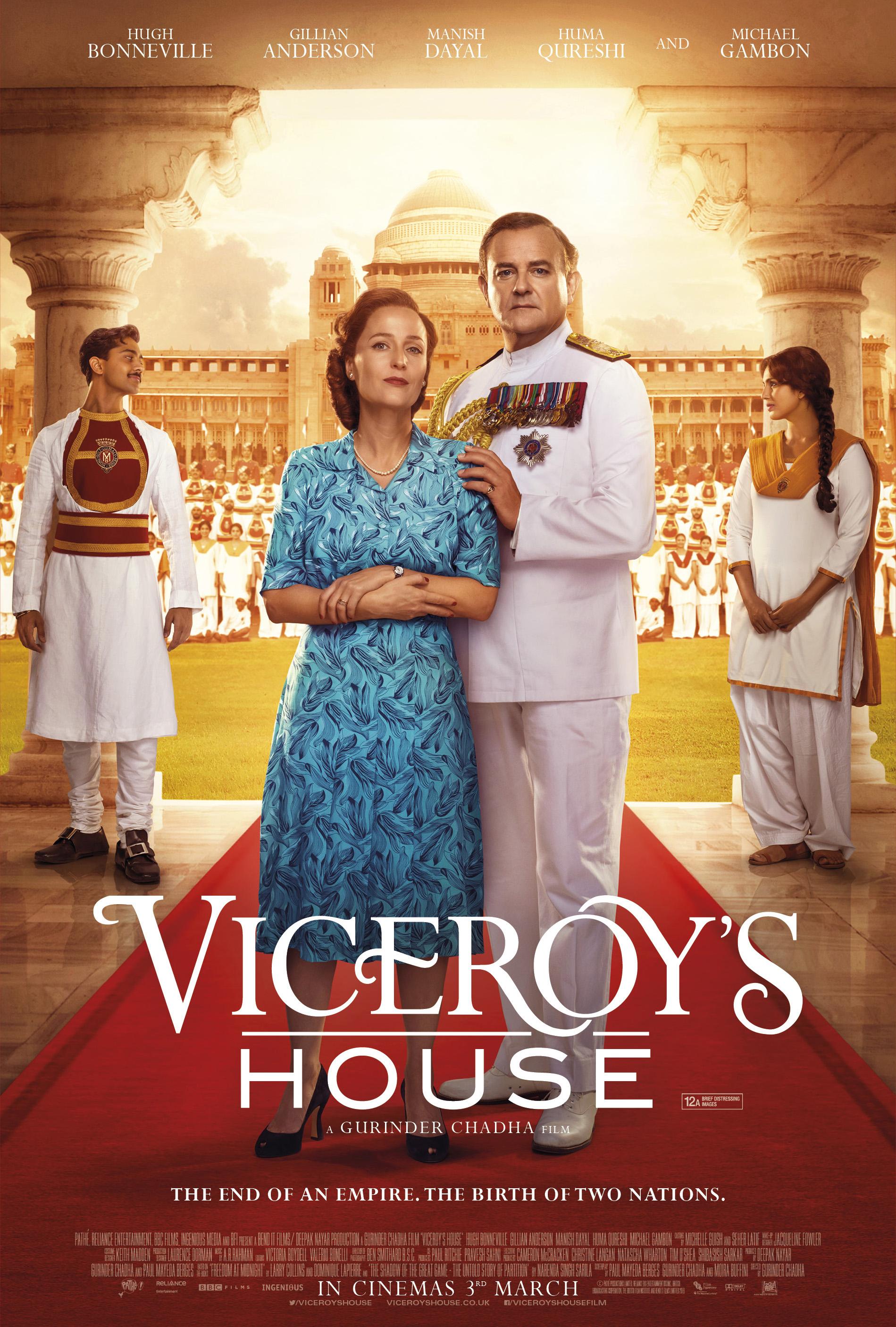 Viceroy's house مشهد من فيلم (6)