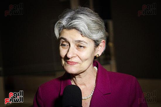 وزير الآثار يستقبل إيرينا بوكوفا فى متحف الفن الإسلامى (29)