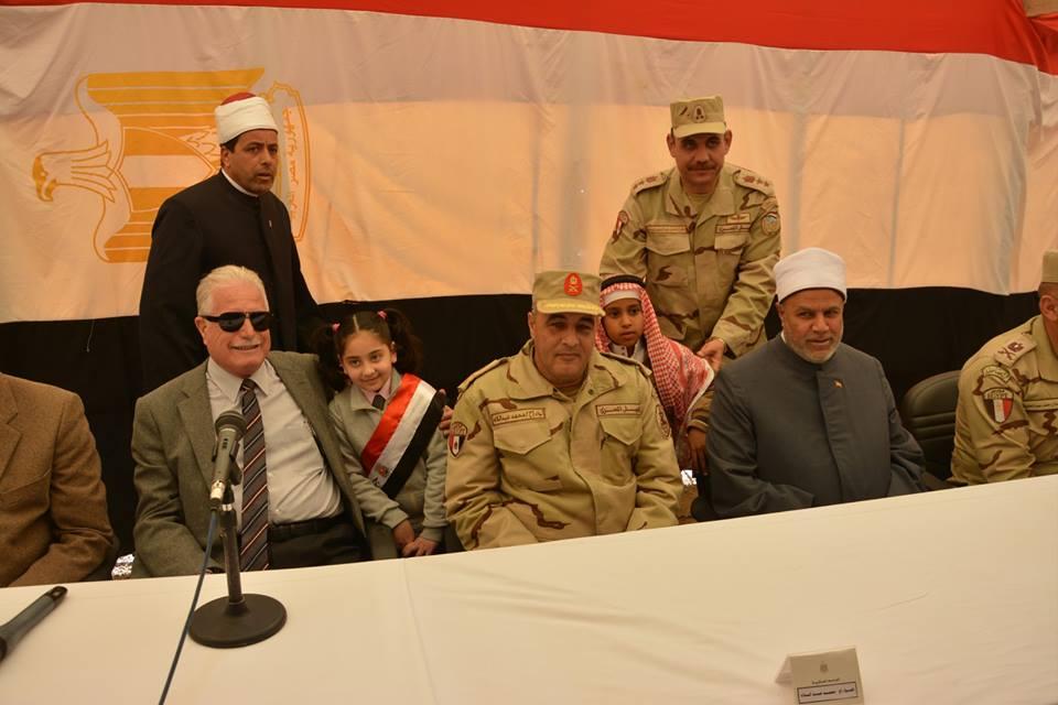 حفل تكريم اسر الشهداء بجنوب سيناء  (1)