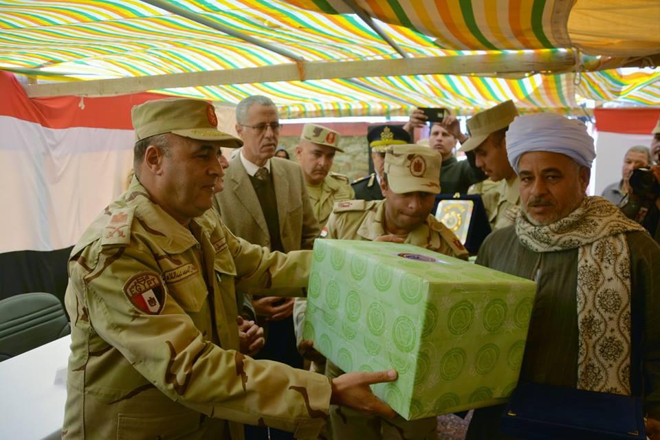 حفل تكريم اسر الشهداء بجنوب سيناء  (2)