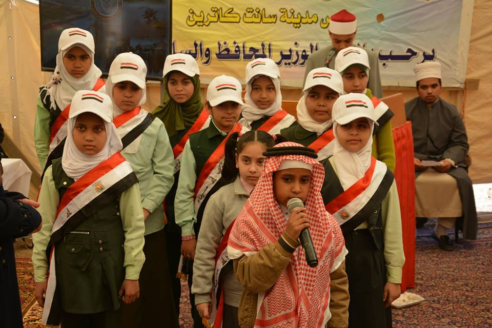 حفل تكريم اسر الشهداء بجنوب سيناء  (3)