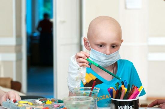 سرطان الاطفال يهدد حياة الاطفال