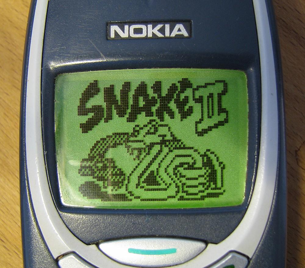 لعبة snake