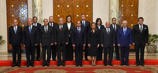 الوزراء الجدد (1)
