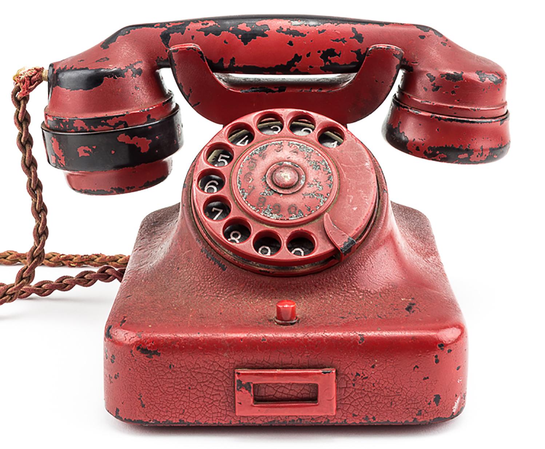 """مزاد على هاتف """"هتلر"""" بـ 300 ألف دولار أمريكى"""